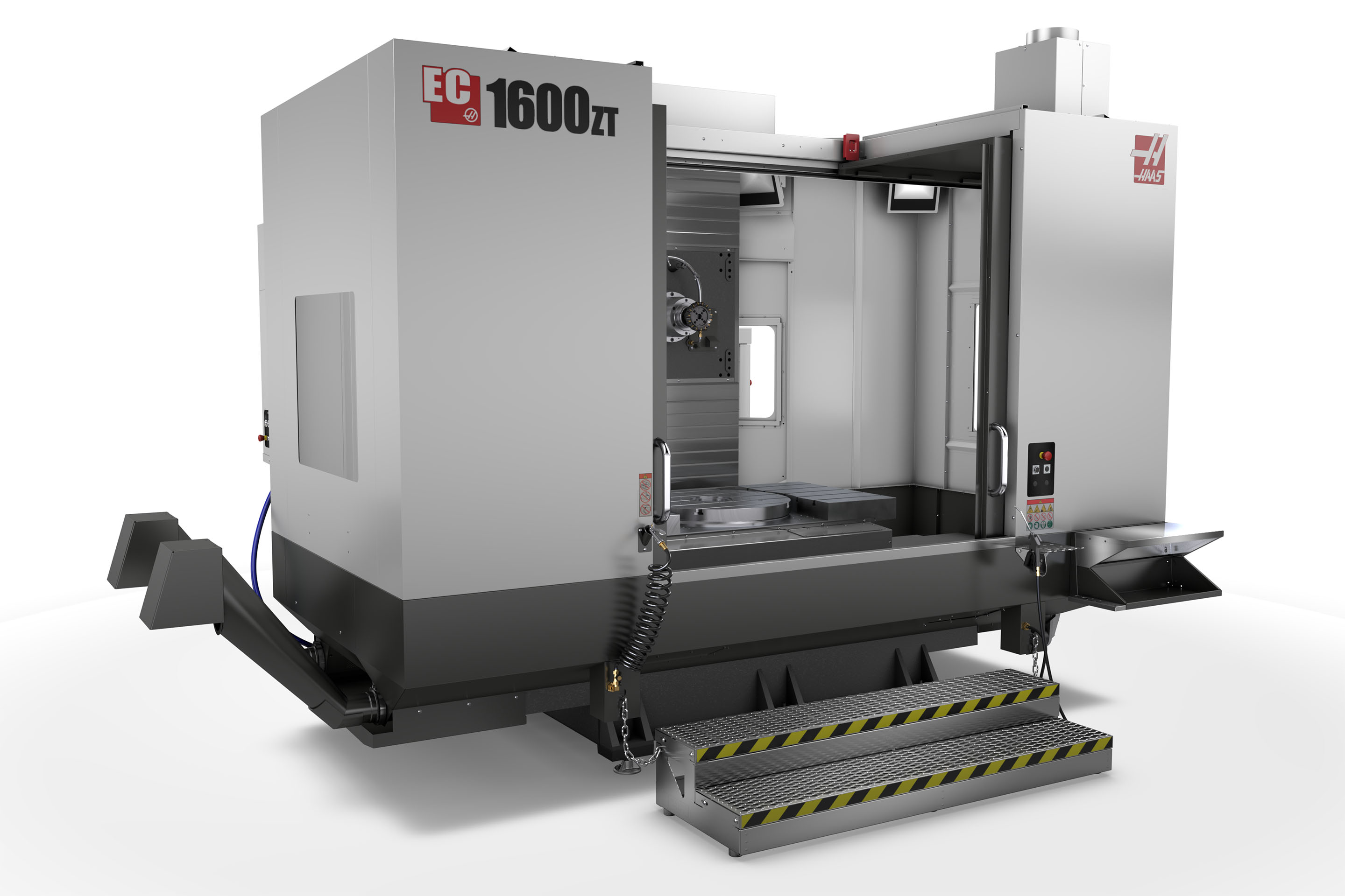 Haas EC 1600ZT photo 002